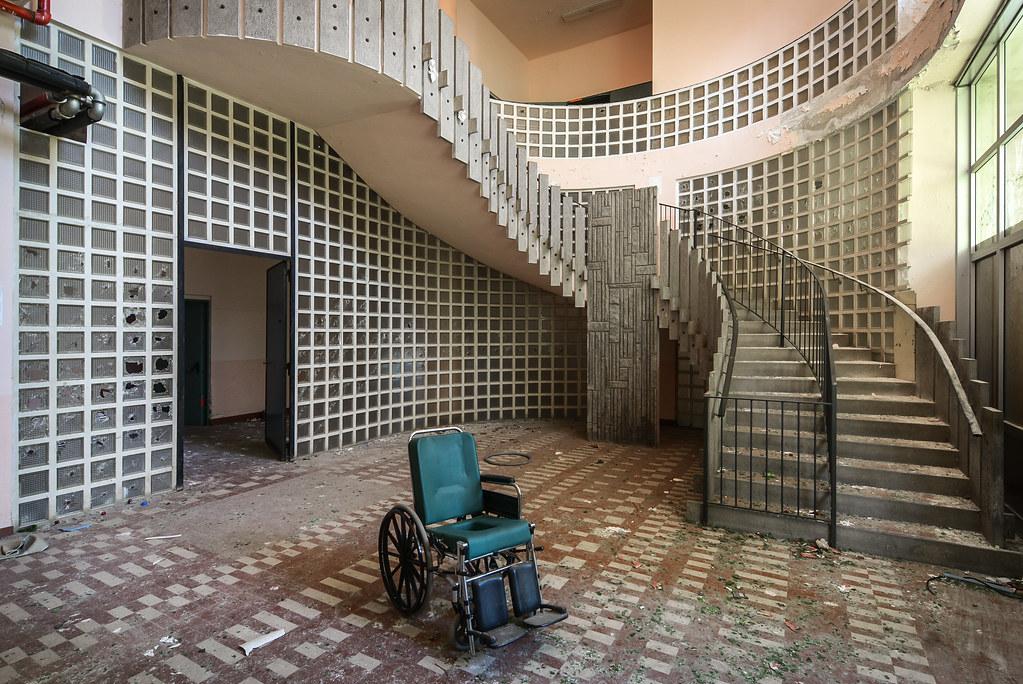 Ospedale & Chiesa Santa Rita - June 2019