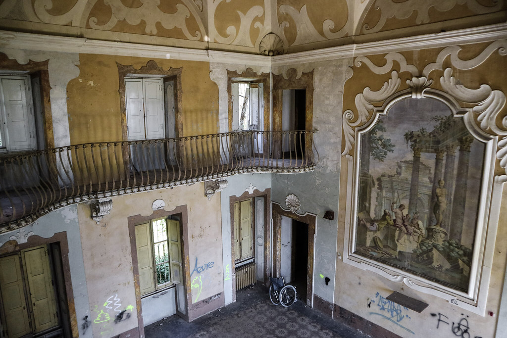 Villa Sbertoli - July 19