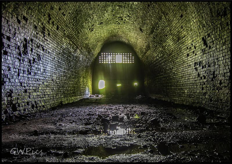 Ashby De La Zouch Tunnel - Jul 20